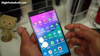Android 5.0 Lollipop Stock Firmware for Galaxy Note 4!