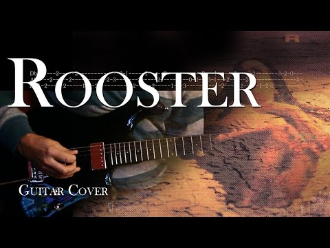 Rooster - Alice in Chains | Guitar Cover withTabs