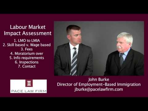 What is the Labour Market Impact Assessment?