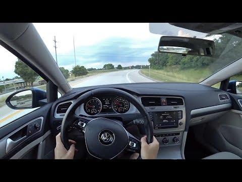 2017 VW Golf SportWagen 1.8T S 4MOTION - POV Conclusions (Binaural Audio)