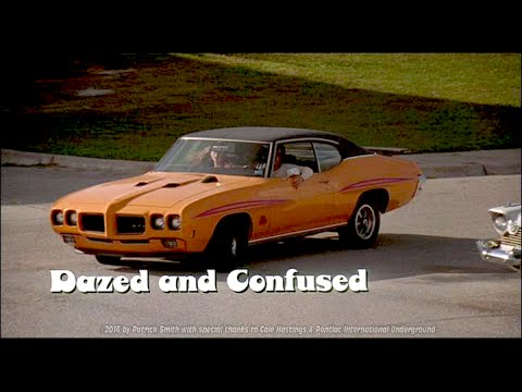 Dazed & Confused Into with the Judge - YouTube