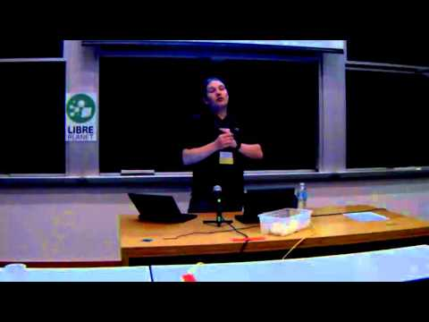 LibrePlanet 2016: When software is free, but you still can't use it