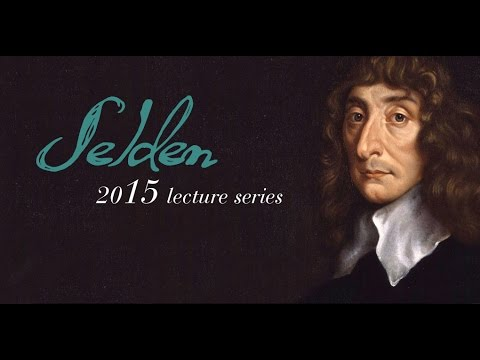 2015 Selden Society lecture - the Hon Justice Patrick Keane on Sir Edward Coke