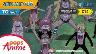 One Piece Siêu Clip Phần 112 - Những Cuộc Phiêu Lưu Của Luffy Và Băng Mũ Rơm - Hoạt Hình Đảo Hải Tặc