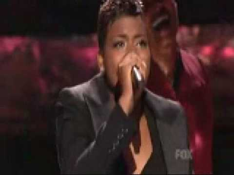 Fantasia Barrino-I Believe-American Idol Finale