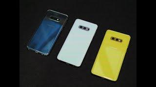 Samsung Galaxy S10E - pierwsze wrażenia Tabletowo.pl