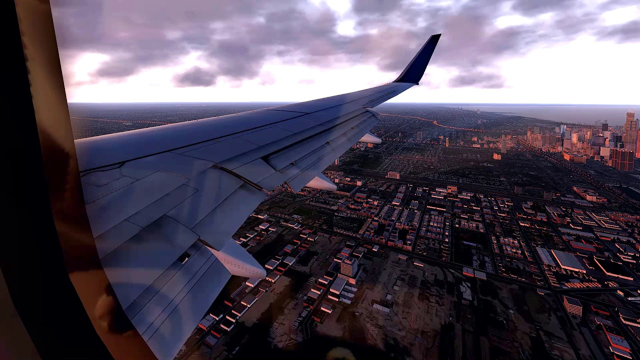 X-Plane 11 - Maximum objects/Chicagoland Midway-KMDW