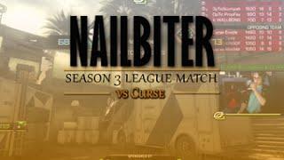 Nailbiter vol 3 vs Curse | Season 3 League Match