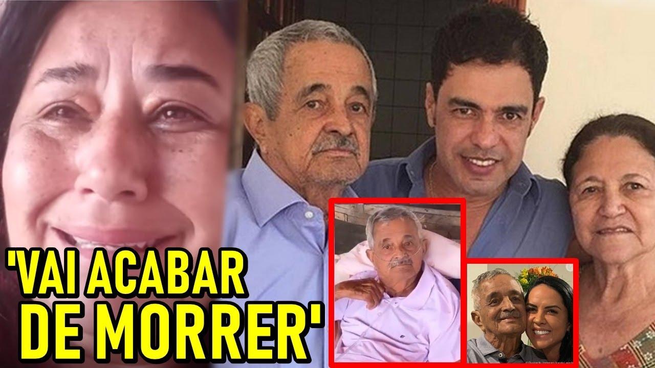 'PAI DE ZEZÉ & LUCIANO ESTÁ DOENTE', diz ex-esposa, que ataca família Camargo novamente