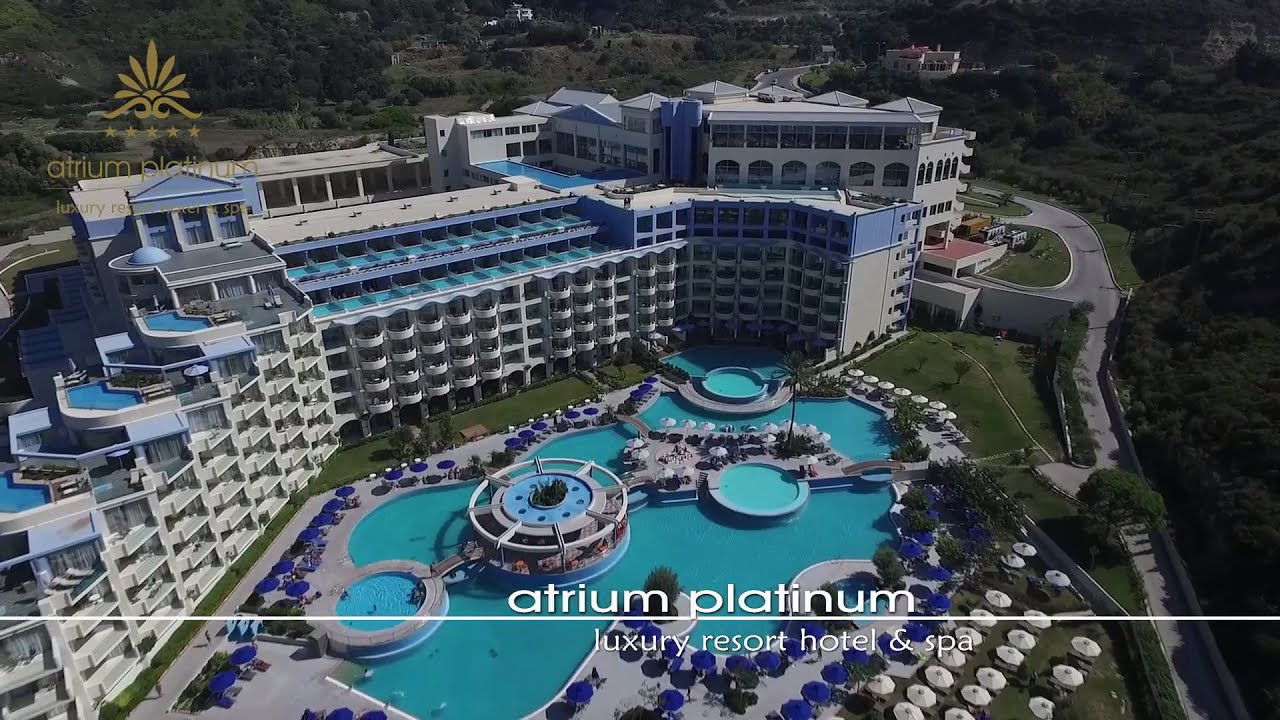 Atrium Platinum Luxury Resort Hotel & Spa Ixia Bay