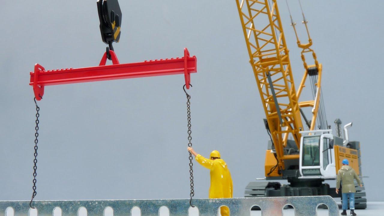 Ycc Lifting Beams By Cranes Etc Tv Youtube