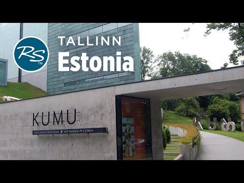 Tallinn, Estonia: Kumu Art Museum - Rick Steves' Europe Travel Guide - Travel Bite