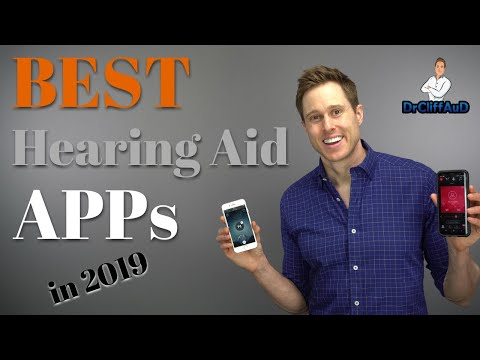BEST Hearing Aid Smartphone Apps In 2019