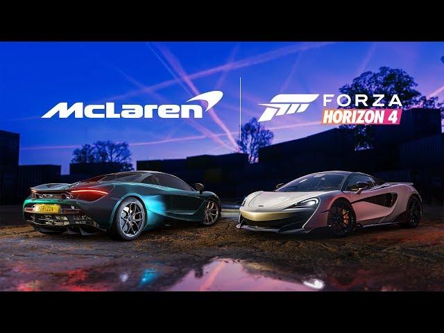 Forza Horizon 4 | Series 14 - McLaren
