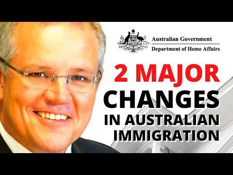 LATEST CHANGES IN AUSTRALIAN IMMIGRATION | AUSTRALIAN 408 PANDEMIC VISA | AUSTRALIAN STUDENT VISA