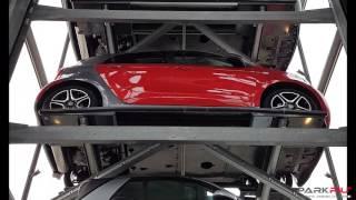 Parcheggio automatizzato Roma - Smart Tower