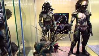 My Hot Toys Predator Collection