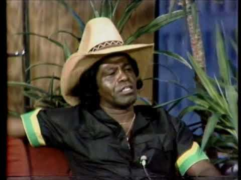 Superstar James Brown's candid interview with Richard Douglas Jensen