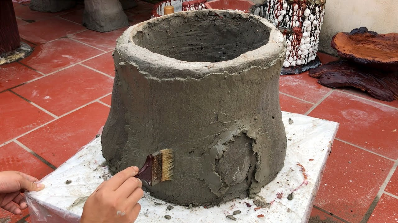 creating wood ash cement - 1280×720