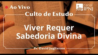 Estudo Bíblico IPNJ - Dia 06 de Maio de 2020