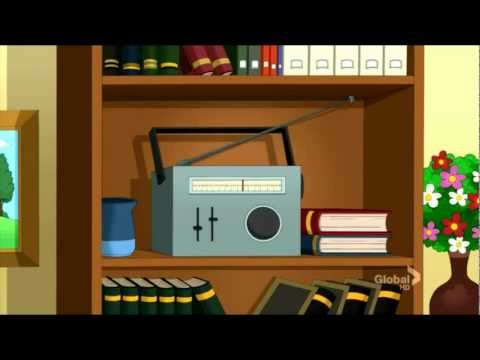 Family Guy - Public Radio
