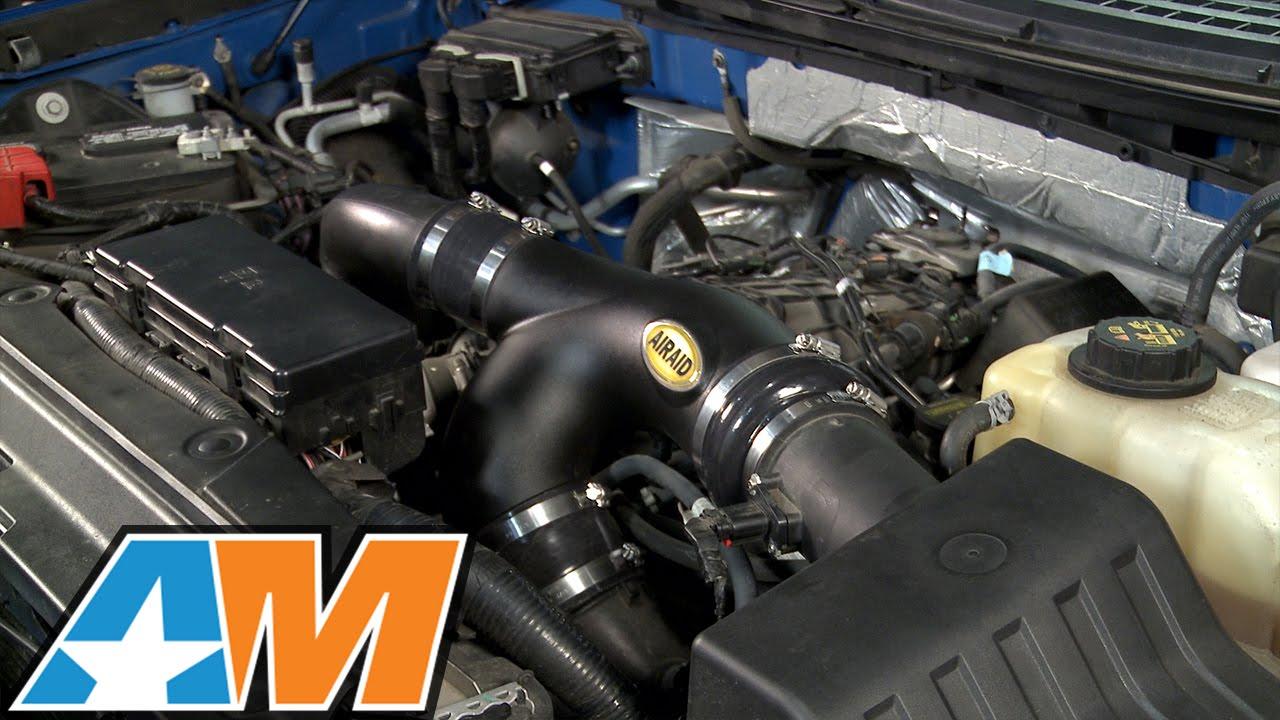 AIRAID Modular Intake Tube For 2011-2014 Ford F150 3.5L EcoBoost V6 F//I 400-901