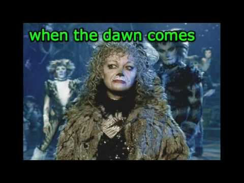 CATS - Memory - Karaoke/Instrumental (with lyrics)