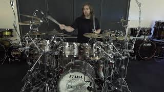 Blake Richardson - Voice of Trespass - Live drum play through