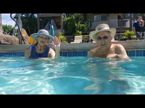 2017 Maui pool time