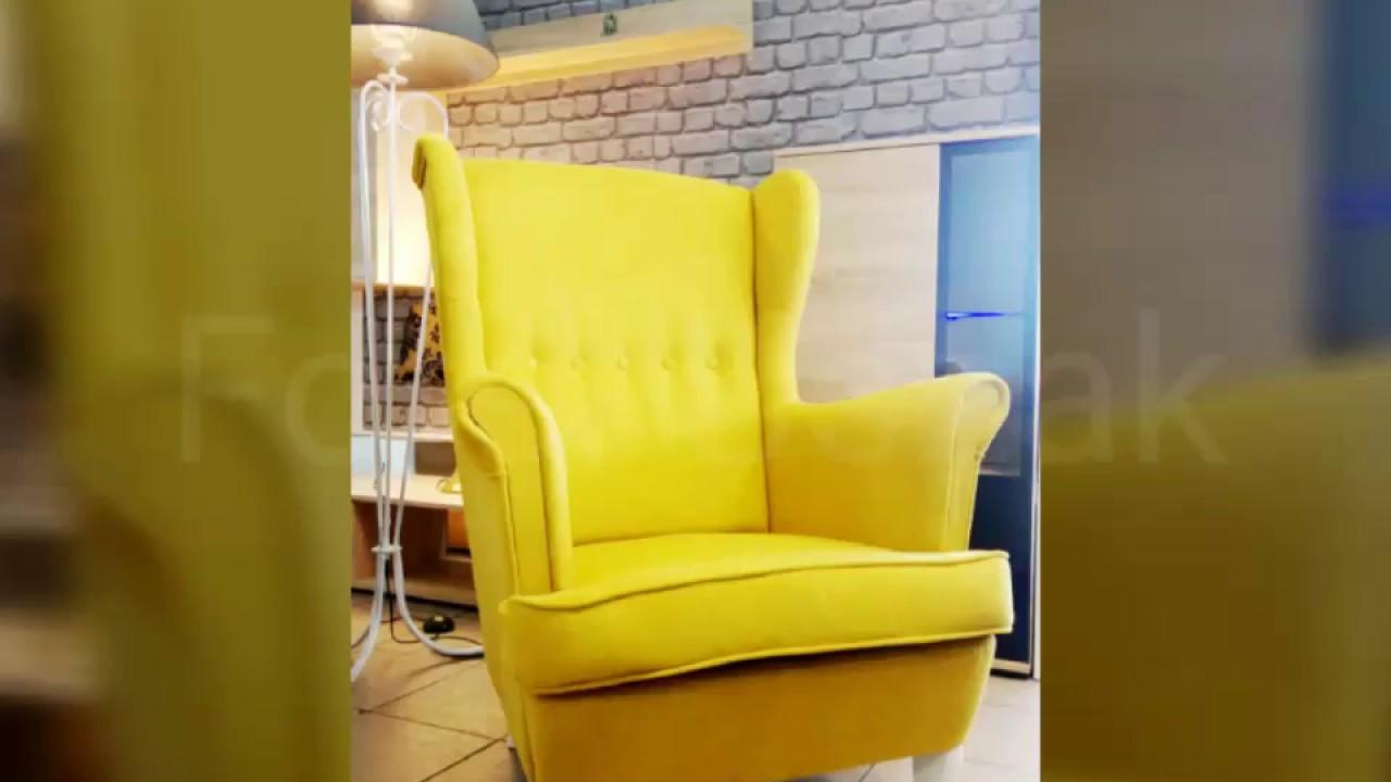 Fotel Uszak Prezentacja Produktu