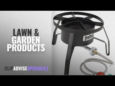10 Best Selling Bayou Classic Lawn & Garden Products [2018 ]: Bayou Classic SP10 High-Pressure
