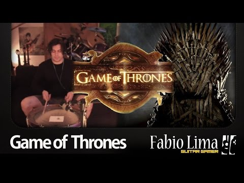 The Game Of Thrones by Fabio Lima GuitarGamer