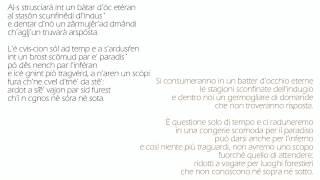 A luzaren in dal ca biancusi ad zezˇ - Paolo Borghi - Poesia inedita