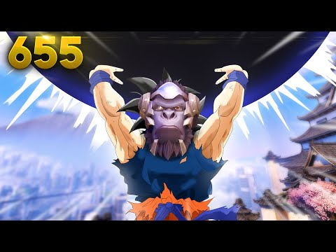 Winston Has The Power!! | Overwatch Daily Moments Ep.655 (Funny and Random Moments) thumbnail