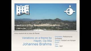 Variations On A Theme By Haydn Op 56a J Brahms Versión Original