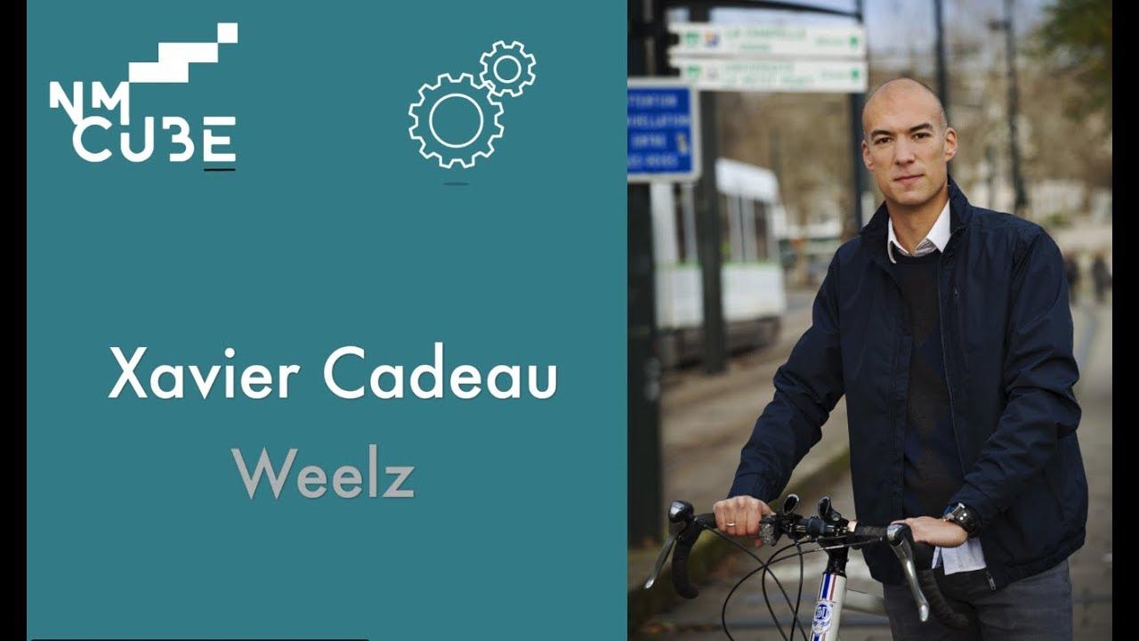 Médias : le pitch de Weelz, lauréat de la sélection NMCube (Nantes)