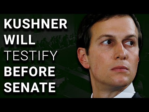 Trump Jr, Kushner, Manafort Will Testify Next Week