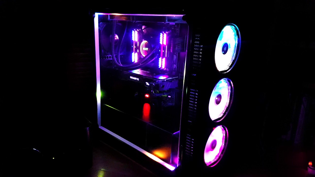 Ultimate RGB PC - Powered by Arduino