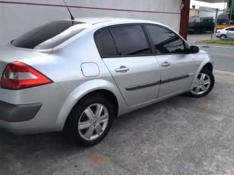 renault megane 1 6 dynamique sedan 16v 4p 2009 carros usados e seminovos invest car. Black Bedroom Furniture Sets. Home Design Ideas