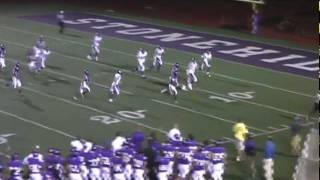 Stonehill College Football 2011