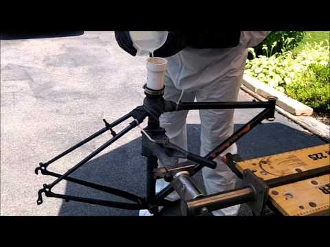 Removing a hopelessly stuck aluminum seat post from a steel frame