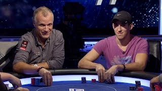 European Poker Tour 11 London 2014 - Main Event -- Episode 2 | PokerStars