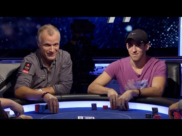 EPT 11 London 2014 - Main Event -- Episode 2 | PokerStars