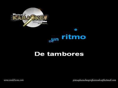 Angeles Azules Feat Gloria Trevi MI CANTAR karaoke