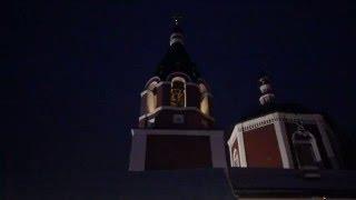 Успенская церковь Суздаль. Колокольный звон.(Колокольный звон к вечерней службе в январе 2016., 2016-01-09T19:50:32.000Z)