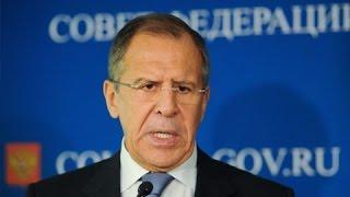 МОЛНИЯ! СМОТРЕТЬ ВСЕМ! Лавров - Обама боится России больше, чем ИГ! Новости сегодня,  2014 mp4