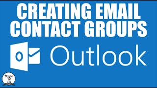 Creating an Outlook Contact Group