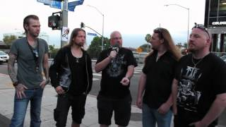 Metal Blade Records Signs Ta�r! @ www.OfficialVideos.Net