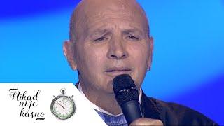 Dragi Domic senior - O mladosti - (live) - Nikad nije kasno - EM 02 - 01.11.15.