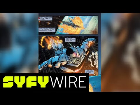Cyborg's Top 5 Justice League Stories | SYFY WIRE